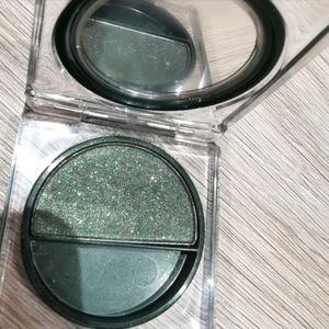 🍀3/30Estee Lauder eyeshadow in emerald green